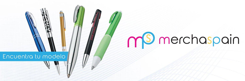 Productos personalizados - Bolígrafos