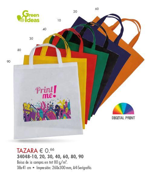 Bolsas reutilizables en Mallorca - Catálogo de merchandising 2018
