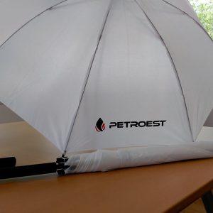 Paraguas personalizado Petroest