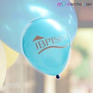 Globos personalizados IBPISOS