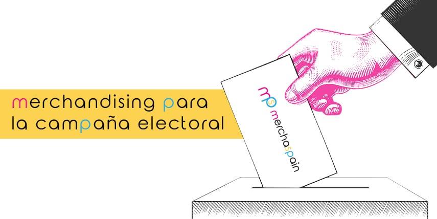 Merchandising electoral y político